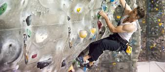 rock climbing on artificial rock climbing wall cost with indoor rock climbing chelsea piers fitness chelsea piers nyc