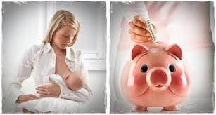Image result for breastfeeding and money