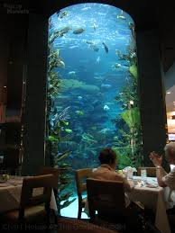 Chart House Las Vegas Aquarium Restaurant At The Golden