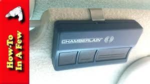how to program craftsman garage door opener remote craftsman garage door opener sears garage door opener