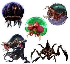 Metroid Evolution Chart Metroid Species Wikitroid Fandom