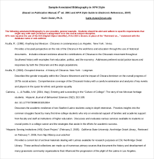 download apa format 6th edition free 10 free annotated bibliography templates free sample example