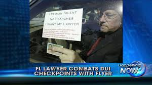 california dui checkpoint flyer lawyers fair dui