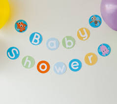 baby shower banners finding nemo baby shower banner disney baby