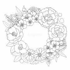 お正月の花リースの画像素材31252588 イラスト素材ならイメージナビ
