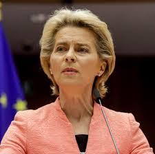 EU: Bezeichnend ist, wozu Ursula von der Leyen alles schweigt