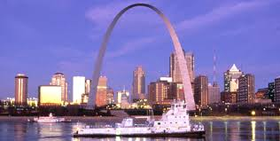 as you can see the st louis arch is an example of a parabola in real life this parabola would be a negative parabola because it is facing down