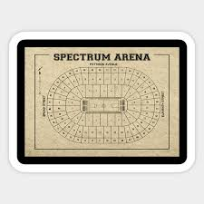 76ers Arena Seating Chart Spectrum Seat Chart