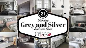 Silver Grey Bedroom 21 Stunning Grey And Silver Bedroom Ideas Cherry Cherry Beauty