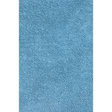 fun rugs fun light blue 4 ft x 7 ft area rug
