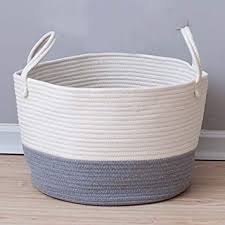 extra large woven laundry basket. Delighful Large Toys Storage Basket Extra Large Woven Rope Baskets With Handles For  BlanketsClothesTowels Intended Laundry T