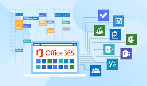 Microsoft Office 365 Planner Gantt Chart Office 365 Project Management Tools And Capabilities