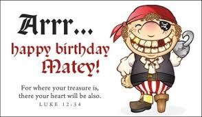 Happy Birthday Card Templates Free Cool Pirate Birthday Card Pirate Birthday Card Curt R Jensen Dribbble