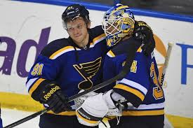 The Fans Guide To Blues Depth Chart Goalies