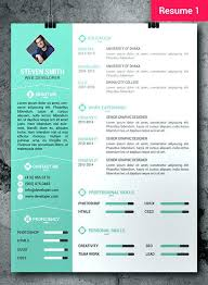 Free Creative Resume Templates. Free Creative Resume Template By ...