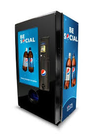 Home Vending Machines Stunning Pepsi Intros Social Vending Machines Random Acts Of Refreshment