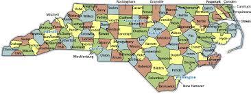 north carolina literary map A Map Of North Carolina A Map Of North Carolina #37 a map of north carolina cities