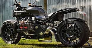 this guy built a motorcycle with a twin turbo wrx engine autozaurus