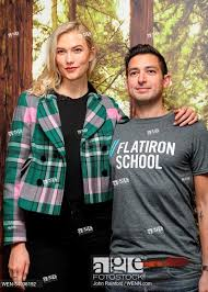 Karlie Kloss attends a photo call alongside Avi Flombaum, Stock Photo,  Picture And Rights Managed Image. Pic. WEN-34036192 | agefotostock