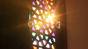 Stained Glass Window Royalty Free Video And Stock Footage