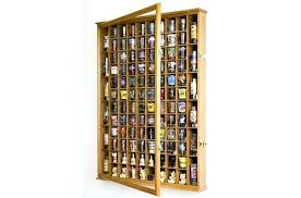 shot glass shooter display case holder cabinet plans cases shot glass