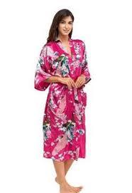 plus size silk robe brand new black women silk kimono robes long sexy nightgown vintage