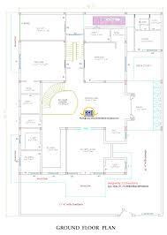 ground floor plan of indian home design 5100 sq ft 474