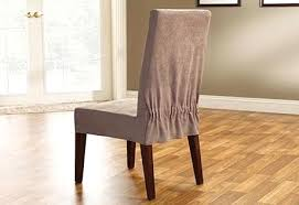 perfect sure fit dining room chair slipcovers best of canvas dining chair covers canvas dining chair