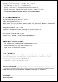 What Are Good Hobbies To Put On A Resume Interests To Put On Resume Best Interests To Put On A Resume