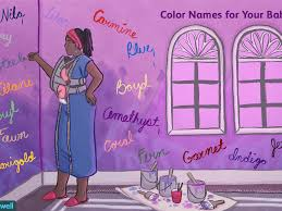 Female Names Meaning Light 100 Color Baby Names Meanings Origins