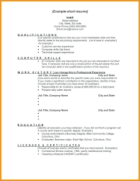What Is A Resume For A Job Wonderful 8019 Job Skills Resume Markedwardsteen