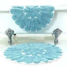 turquoise bath rugs turquoise bath rug bursting flower 2 piece bath rug set bright turquoise bath