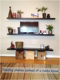 Wall Shelving Ideas For Living Room trend floating shelf decorating ideas modern shelf storage and 5240 by uwakikaiketsu.us