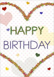 printable cards for birthday free printable birthday cards