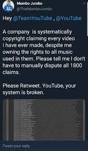 Is Broken Youtube Is Youtube Wellthatsucks