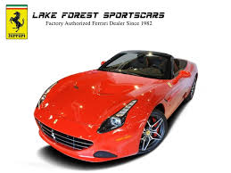 ferrari for sale 2016. used 2016 ferrari california t   lake bluff, il for sale e
