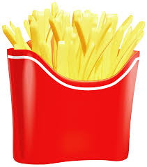 french fries clip art. French Fries PNG Clip Art In