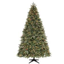 Black Friday Savings Are Here 50 Off St Nicholas Square 7ft Slim Flocked Christmas Trees Artificial