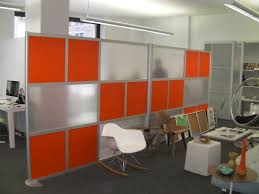 Office desk dividers Curved Design Framewall Hbmcclureco Custom Room Dividers And Partitions Loftwall