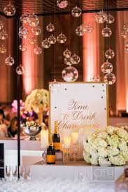 Amaryllis Inc Floral Event Design Champagne Bar Signage By Winifredpaper Event Design