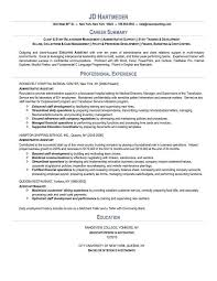 sales resume profile summary sample resume summary statements in examples  of professional summary 5729
