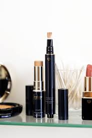 cle de peau concealer and radiant corrector for eyes ocher