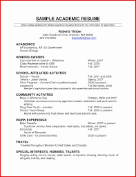 23 Best Of Recent College Graduate Resume Template Word Free