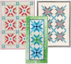 Mexican Star Quilt: Eleanor Burns Signature Pattern 735272012146 ... & Cover Quilt: 47