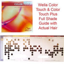 Shade Guides All Brands Total Hair Beauty