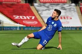 Play on the web or download our ios and android apps. Watch Christian Pulisic Scores Early In Fa Cup Final Stars And Stripes Fc