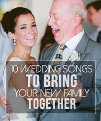 Top 20 mother / son dance song suggestions for weddings. 10 Wedding Songs To Bring Your New Family Together Kiss My Tulle Father Daughter Dance Songs Mother Son Dance Songs Mother Son Dance Songs Wedding
