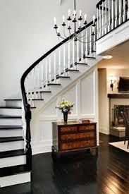 black wood floors for my living room dining room entry way