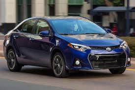 2015 Toyota Corolla - VIN: 5YFBURHE7FP299163