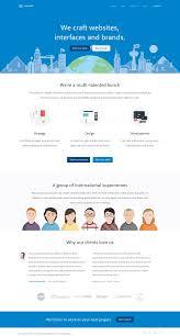 Flat Website Design Ideas The Phuse Flat Web Design Web Design Web Inspiration